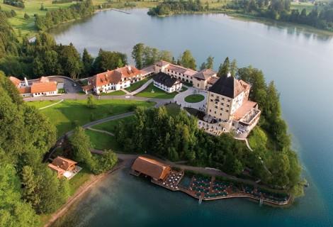 Schloss am Fuschlsee
