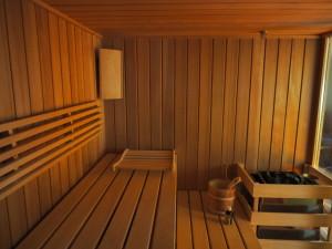 Finnische Sauna oder Biosauna