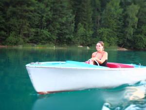 Bootfahren am Fuschlsee