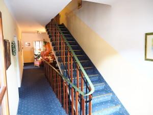 Stiegenhaus der Pension Antonia