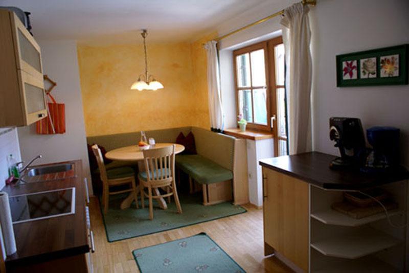 Ferienwohnung Seeblick/Küche