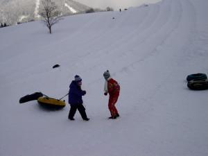 Snowtuben
