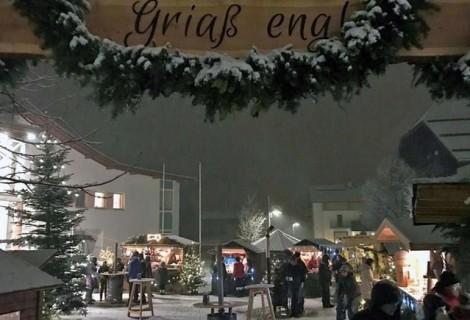 Adventmarkt Klein und Fein in Fuschl