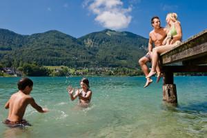 Badespaß mit der ganzen Familie